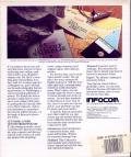 Wishbringer Commodore 64 Back Cover
