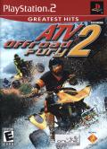 ATV Offroad Fury 2 PlayStation 2 Front Cover