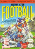 NES Play Action Football NES Front Cover