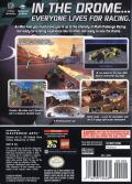 Drome Racers GameCube Back Cover