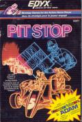 Pitstop ColecoVision Front Cover