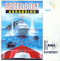 Speedboat Assassins Amiga Front Cover