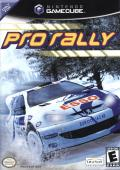 Pro Rally GameCube Front Cover