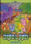 Dino Land Genesis Front Cover