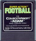 Super Action Football ColecoVision Media