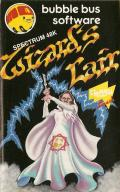 Wizard's Lair ZX Spectrum Front Cover