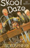Skool Daze ZX Spectrum Front Cover