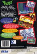 Bug! SEGA Saturn Back Cover