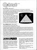 Q*bert ColecoVision Back Cover