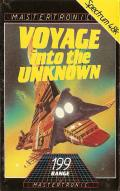 Voyage into the Unknown ZX Spectrum Front Cover