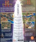 Age of Empires II: Gold Edition Windows Back Cover
