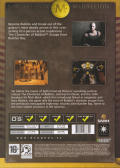 The Chronicles of Riddick: Escape from Butcher Bay Windows Back Cover