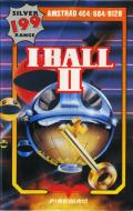 I Ball II Amstrad CPC Front Cover