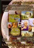 Sid Meier's Civilization IV Windows Inside Cover Left Side