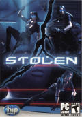 Stolen Windows Front Cover