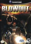 Blowout GameCube Front Cover