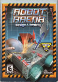 Robot Arena: Design & Destroy Windows Front Cover