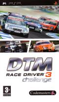 TOCA Race Driver 3 Challenge PSP Front Cover