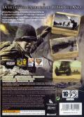 Call of Duty 2 Xbox 360 Back Cover