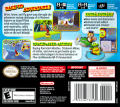 Diddy Kong Racing DS Nintendo DS Back Cover