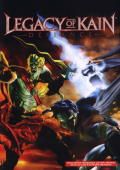 Legacy of Kain: Defiance Windows Inside Cover Right Inlay