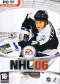 NHL 06 Windows Front Cover