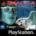 Dracula: The Resurrection PlayStation Front Cover