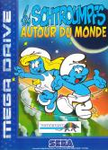 The Smurfs Travel the World Genesis Front Cover