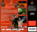 Dracula: The Last Sanctuary PlayStation Back Cover