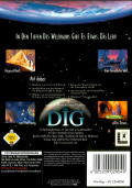The Dig DOS Back Cover