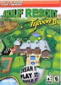 Golf Resort Tycoon II Windows Front Cover