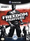 Freedom Fighters GameCube Front Cover