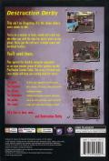 Destruction Derby PlayStation Back Cover