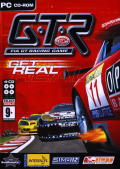 GTR: FIA GT Racing Game Windows Other Keep Case - Front
