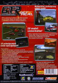 GTR: FIA GT Racing Game Windows Other Keep Case - Back