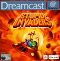 Stupid Invaders Dreamcast Front Cover