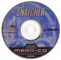 Snatcher SEGA CD Media