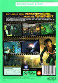 Beyond Good & Evil Windows Back Cover