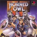 Project: Horned Owl PlayStation Front Cover