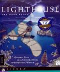 Lighthouse: The Dark Being DOS Front Cover