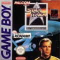 Star Trek: 25th Anniversary Game Boy Front Cover