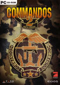 Commandos 2: Men of Courage Windows Front Cover