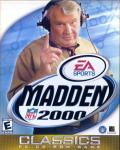 Madden NFL 2000 Windows Front Cover