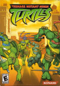 Teenage Mutant Ninja Turtles Windows Front Cover