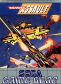 Aerial Assault Game Gear Front Cover