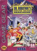 Dr. Robotnik's Mean Bean Machine Game Gear Front Cover