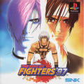 The King of Fighters '97 PlayStation Front Cover