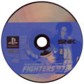 The King of Fighters '97 PlayStation Media