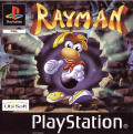 Rayman PlayStation Front Cover