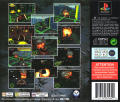 Assault Rigs PlayStation Back Cover